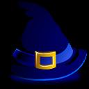 conheci - chapéu de bruxa