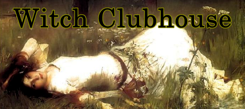 witch cluhouse