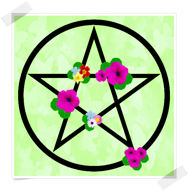 ritual da alegria - flores