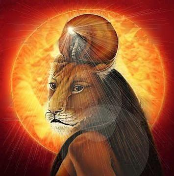 A Deusa Sekhmet. Ilustração de Hrana Janto.