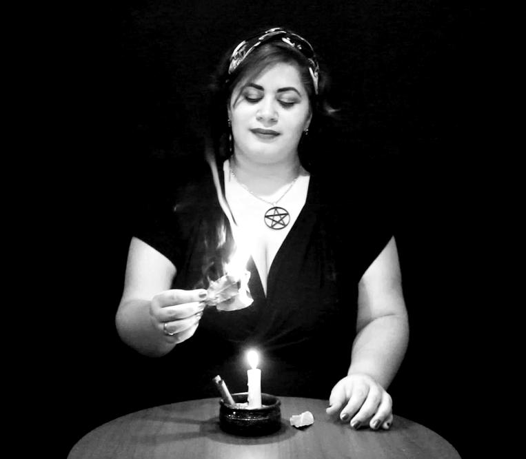 ritual de orientação dos ancestrais